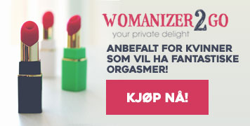 Womanizer 2GO på lager!