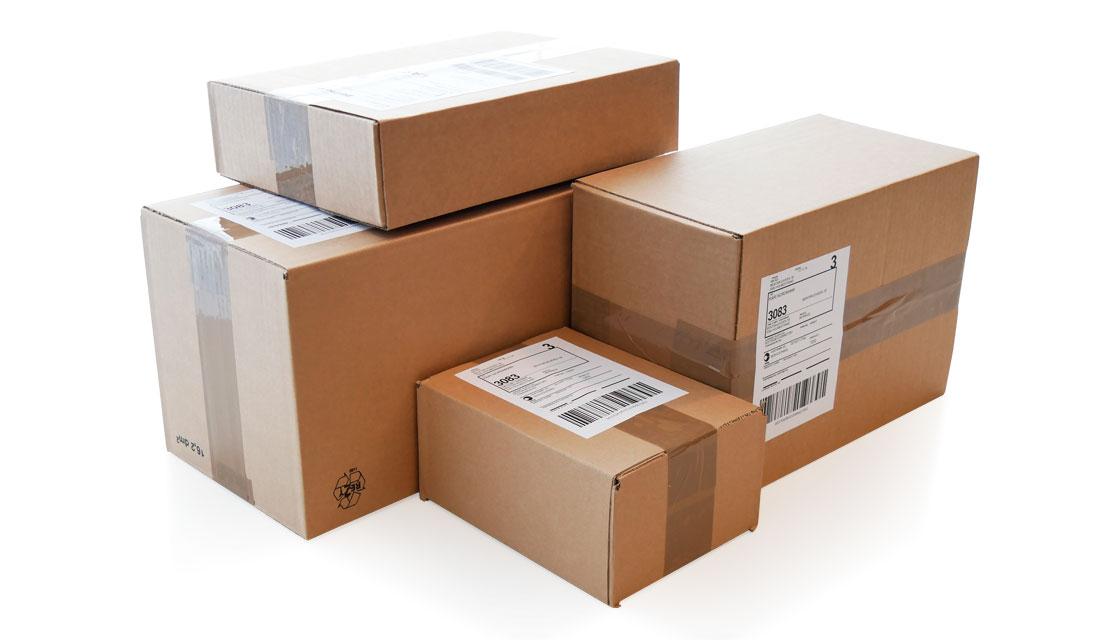 Anonyme pakker