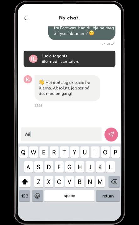 Klarna App 1