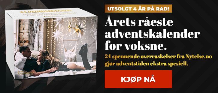Erotisk adventskalender banner