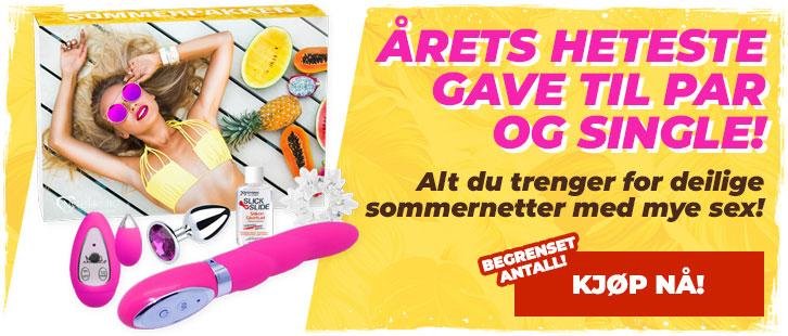 Sommerpakken fra Nytelse.no banner