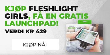 Fleshlight LaunchPad banner