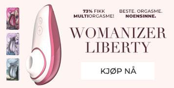 Womanizer Liberty banner