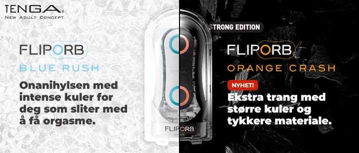 Tenga Flip Orb banner