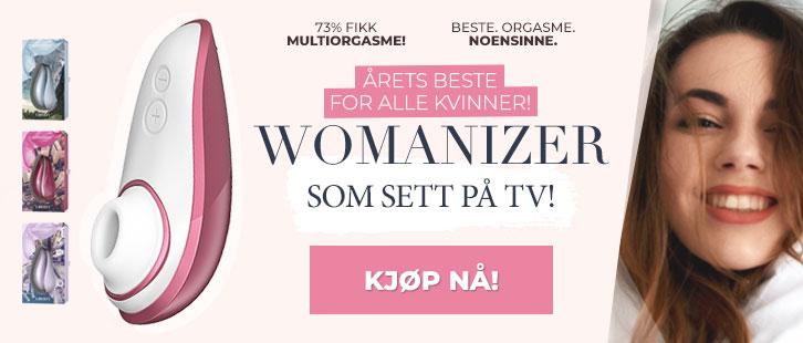 Womanizer banner