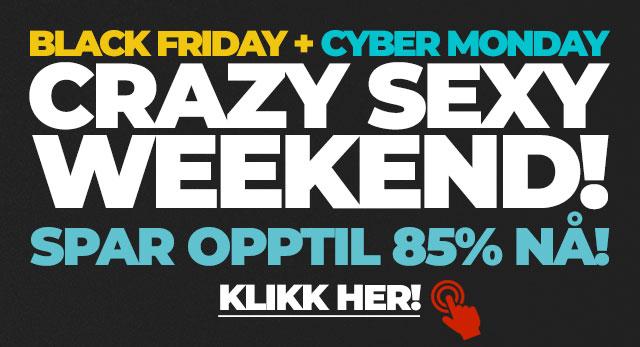 Crazy Sexy Weekend