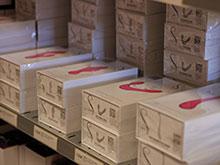 Vi sender ut hundrevis av produkter daglig