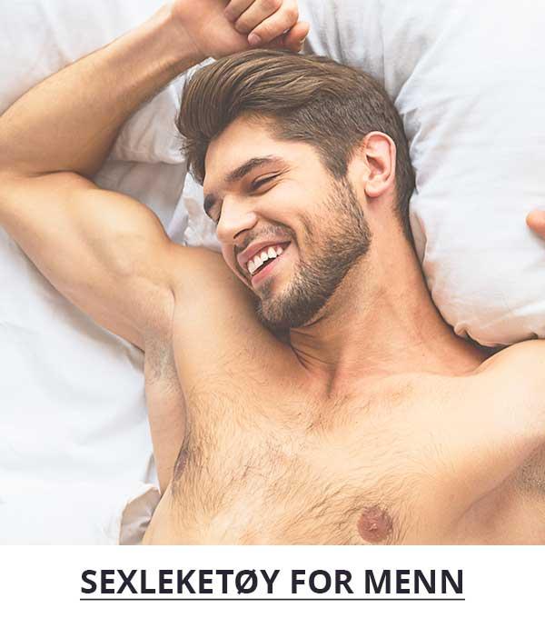 Sexleketøy til herre